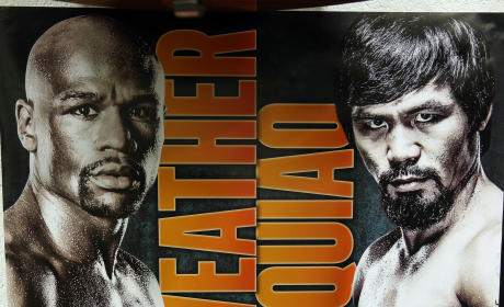 Mayweather vs. Pacquiao: HOW Much Money Is Involved?!