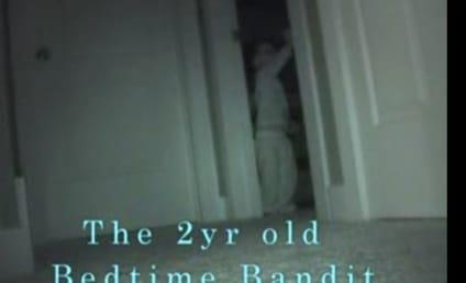 Toddler Picks Lock, Raids Sister's Room to Gank Pillow Pet at Night
