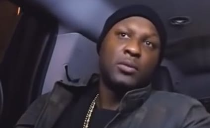 Lamar Odom: Axed from Keeping Up with the Kardashians!