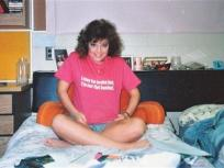 Sarah Palin College Photo