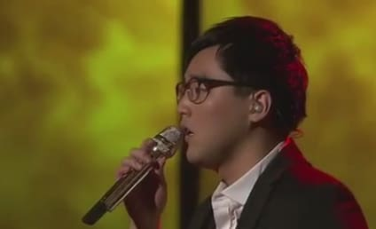 "Heejun Han Hands Out Autographs, Covers ""All is Far"" on American Idol"