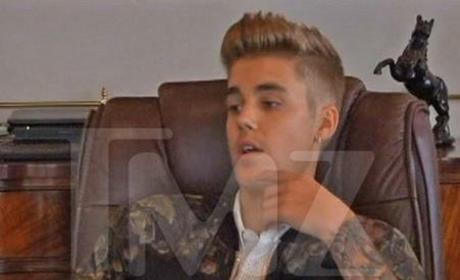 Justin Bieber Deposition Footage, Part 3