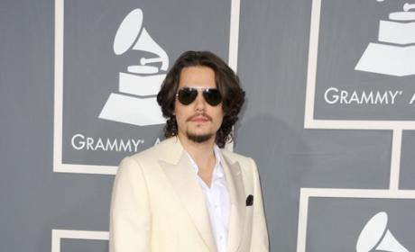 Who looked better at the Grammys, John Mayer or Matthew Morrison?