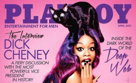Azealia Banks Playboy Cover