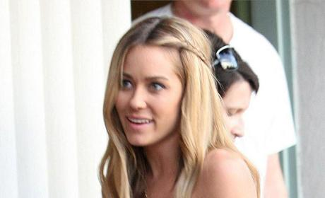 Lauren Conrad: Back in Black