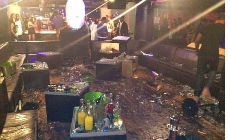 Chris Brown-Drake Bar Fight Aftermath