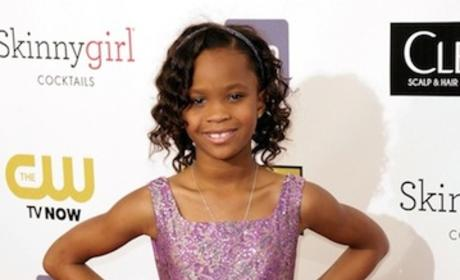 Quvenzhane Wallis C-Word Tweet: A Step Way Too Far?