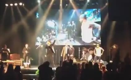 Seth Rogen Dances with The Backstreet Boys: Watch Now!
