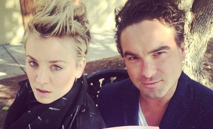 Kaley Cuoco: Cheating on Ryan Sweeting with Johnny Galecki?!