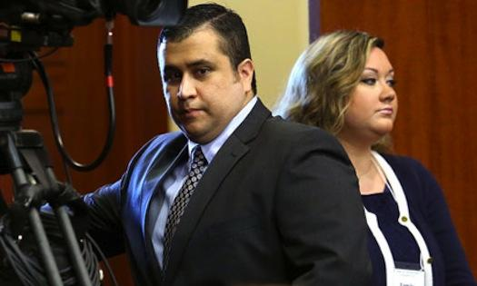 George and Shellie Zimmerman