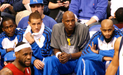 Lamar Odom Dropped to D League, Unready for NBA Return