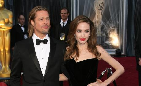 Brangelina Bruhaha? Brad Pitt Wants Biological Son