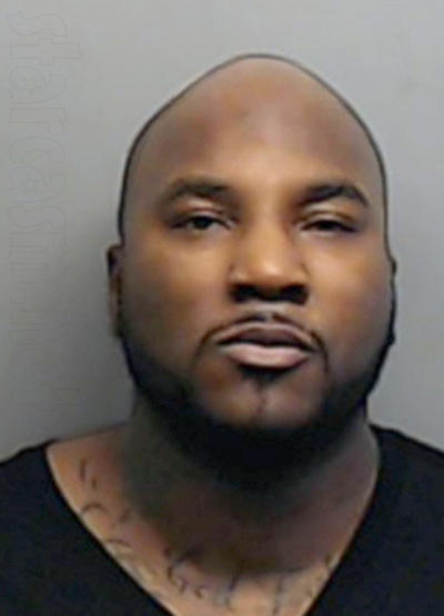 Young Jeezy Mugshot