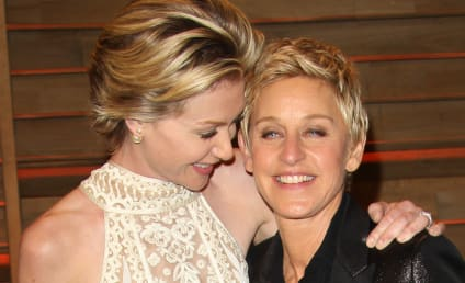 Ellen DeGeneres and Portia de Rossi: Headed For Divorce Due to Portia's Drinking?