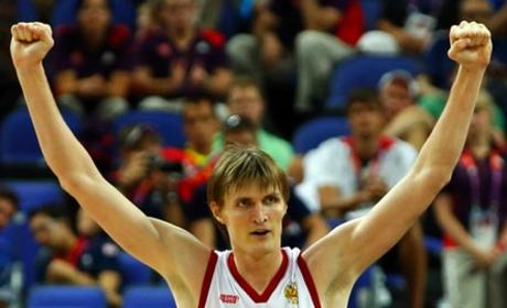 Andrei Kirilenko: Still Allowed to Cheat on Wife Once a Year