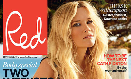 Reese Witherspoon Red Cover