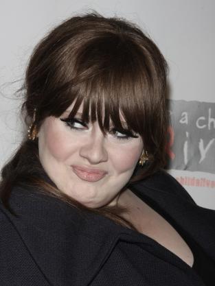 Old Adele Photo