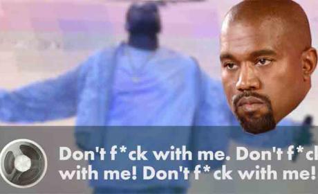Kanye West SNL Meltdown