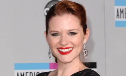 Sarah Drew Welcomes Baby Boy!