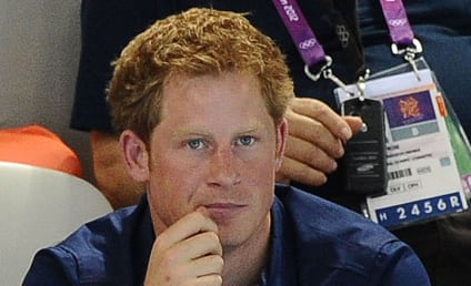 Prince Harry on Kate Middleton Pregnancy: Thrilled!