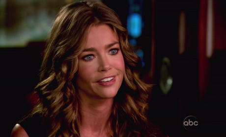 Denise Richards on ABC