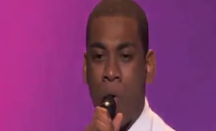 "Joshua Ledet Opens a ""Jar of Hearts"" on American Idol"