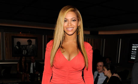 Beyonce Debuts Post-Blue Body