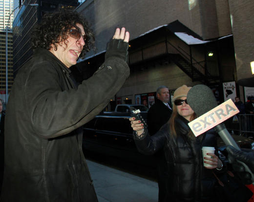Howard Stern Photograph