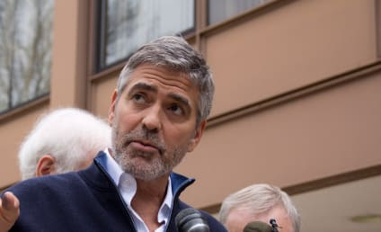 George Clooney Speaks Out After Arrest: They Kill People...