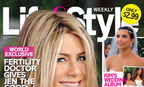 Jennifer Aniston: Expecting Twins (Not)!