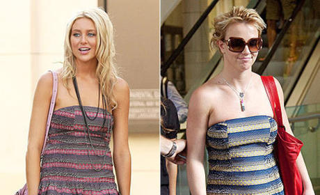 Fashion Face-Off: Stephanie Pratt vs. Britney Spears