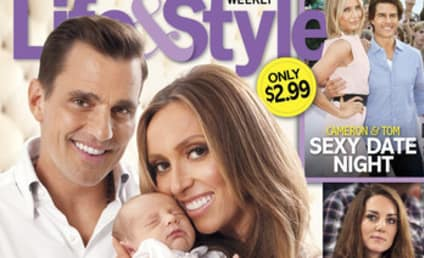 Giuliana and Bill Rancic: Meet Baby Edward!