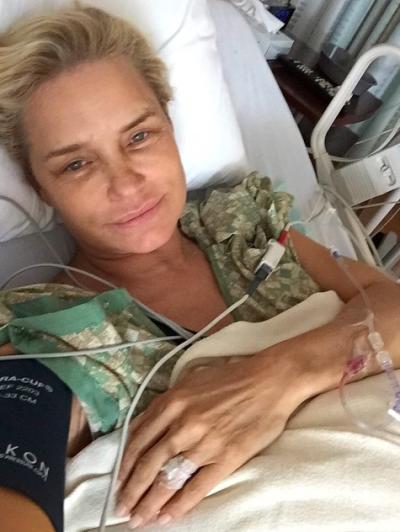 Yolanda in Treatment