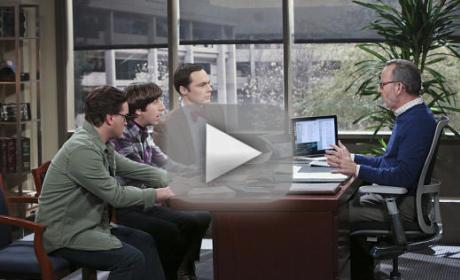 The Big Bang Theory Season 9 Episode 18 Recap: Application Deterioration