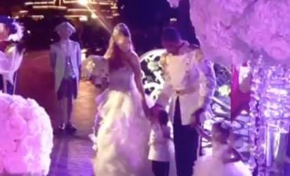 Mariah Carey and Nick Cannon Renew Vows, Shut Down Disneyland