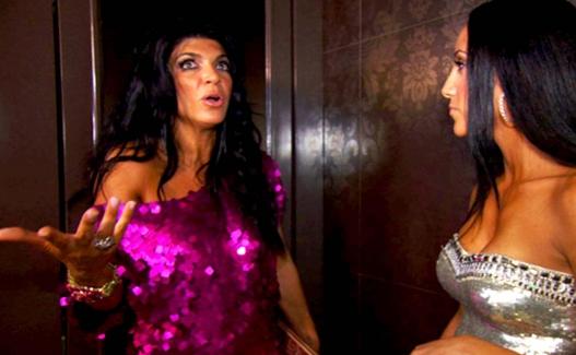 Teresa Confronts Melissa
