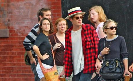 Mary-Kate Olsen: Pregnant By Nate Lowman?