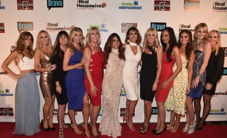 The Real Housewives Of Orange County: 4 Scandals That Rocked The O.C.