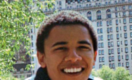 Old Obama Photo