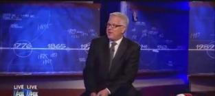 Glenn Beck Says Goodbye to Fox News