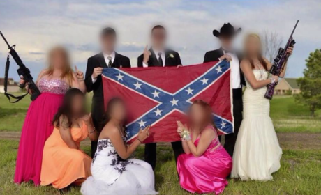 Student Apologizes for Gun-Toting Confederate Flag Prom Photo