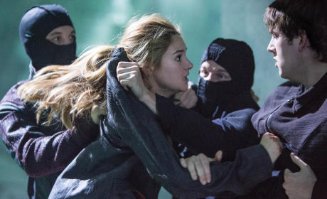 Shailene Woodley's New Divergent Stills: Arrived!