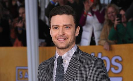 Happy 32nd Birthday, Justin Timberlake!