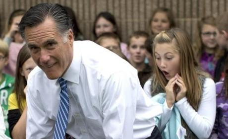 Classic Mitt Romney Photo Results in Apology From AP
