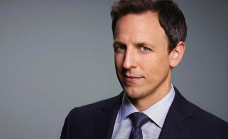 Grade Seth Meyers as host of Late Night.