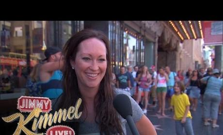 Jimmy Kimmel Asks Kids if They Know Any Naughty Words, Hilariousness Ensues