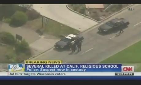 Oakland School Shooting Leaves Seven Dead