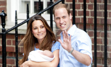 Kate, William and The Royal Baby