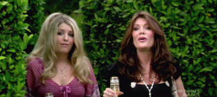 The Real Housewives of Beverly Hills Recap: Malibu Beach Party FAIL!