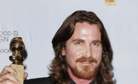 Celebrity Hair Affair: Christian Bale